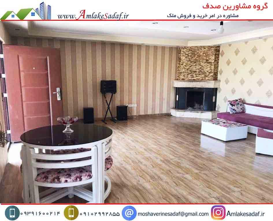 فروش باغ ویلا 530 متری در تهراندشت