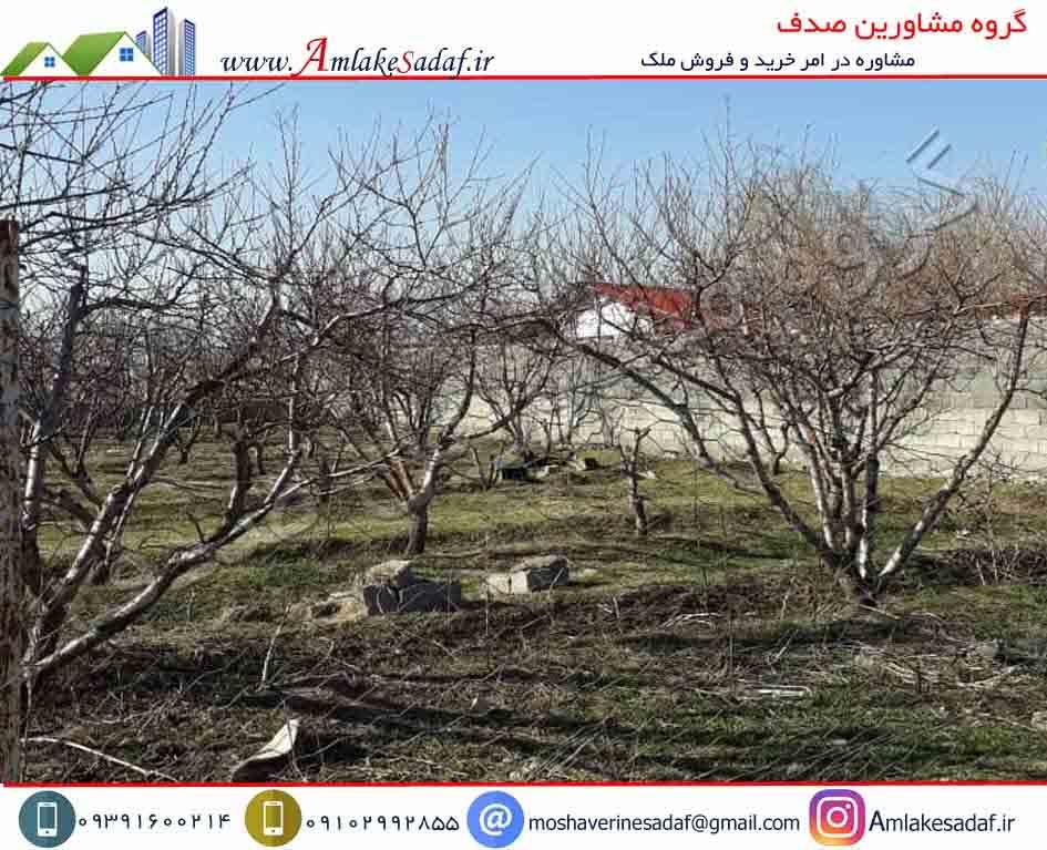 باغچه فروشی سند دار در تهراندشت