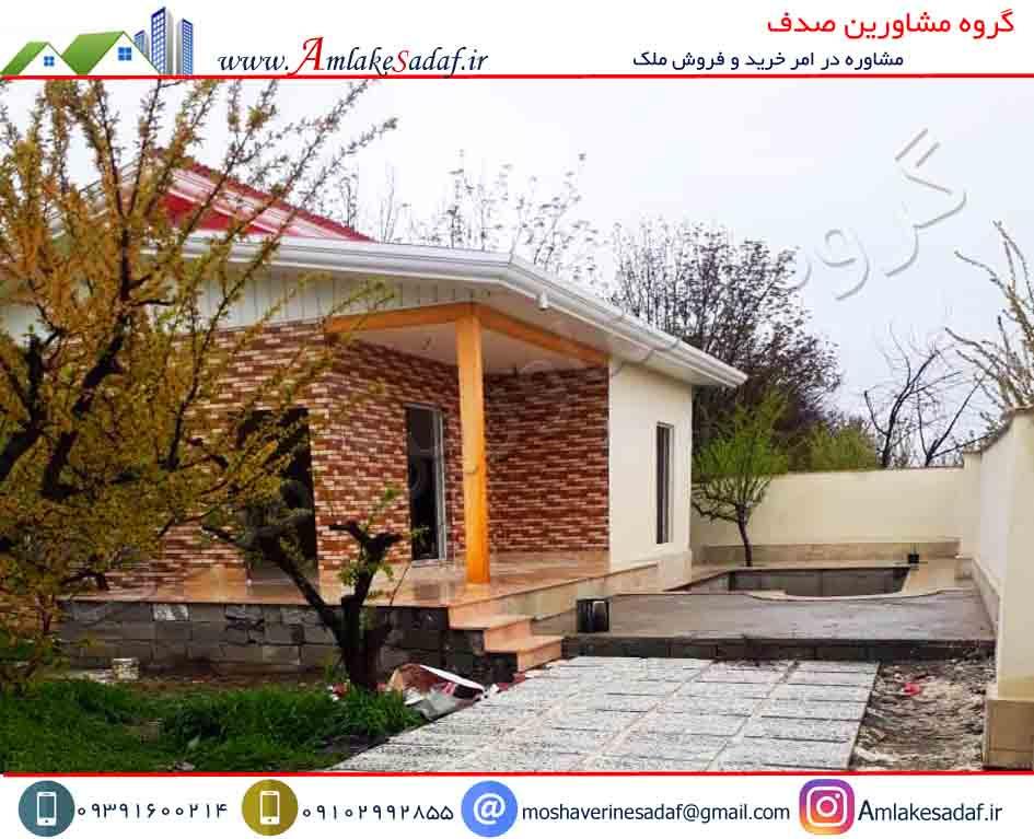 فروش ویلا 500 متری در تهراندشت