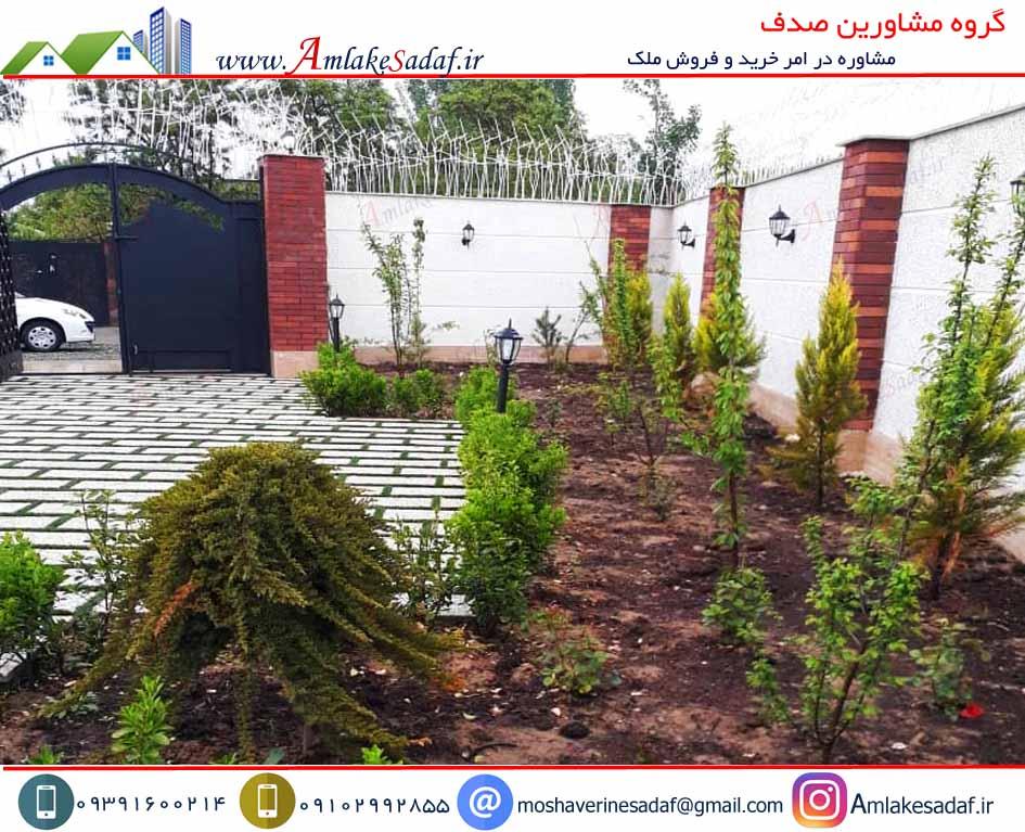 فروش باغ ویلا 670 متری در تهراندشت