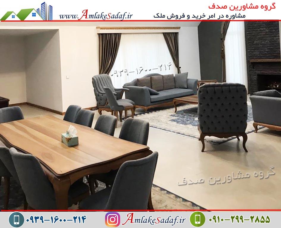 فروش باغ ویلا 3000 متری در تهراندشت